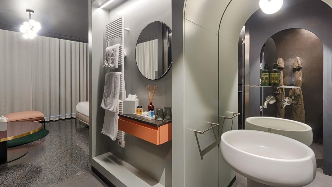 Rosselli Malta - Badezimmer