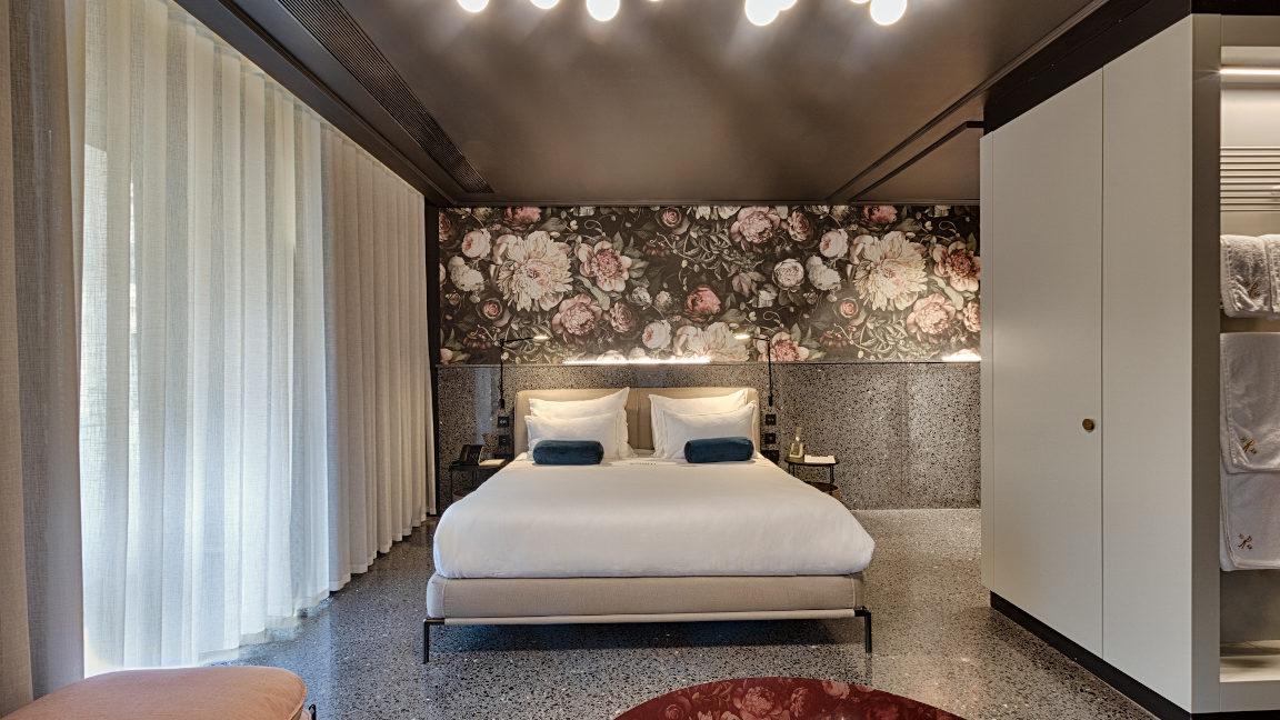 Zimmerbeispiel Hotel Rosselli