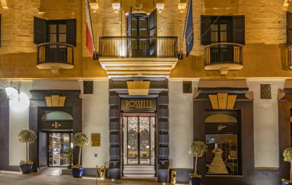 Hotel Rosselli, Insel Malta